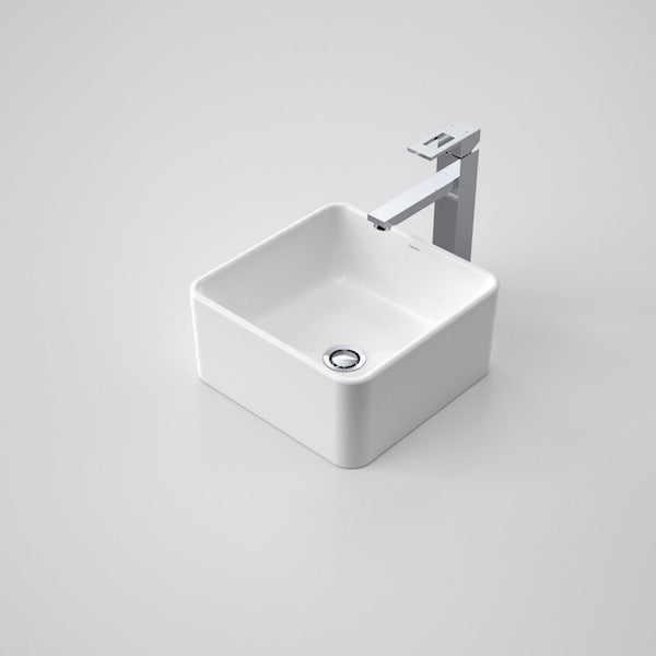 Caroma Cube 320 Above Counter Vanity Basin by Caroma - The Blue Space