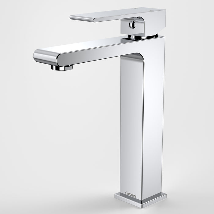 Caroma Aura Tower Basin Mixer by Caroma - The Blue Space