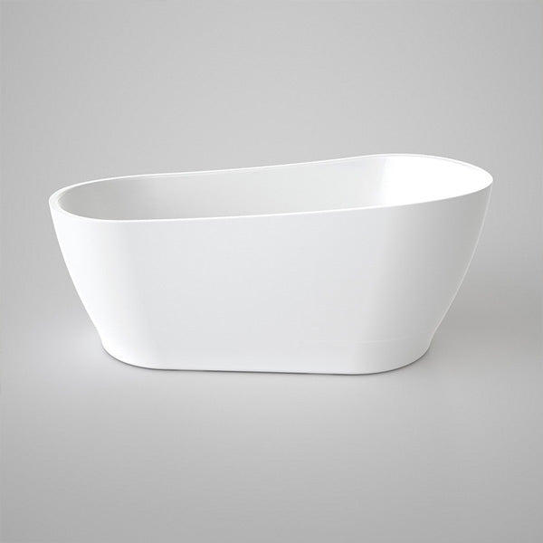 Caroma Blanc Freestanding Bath by Caroma - The Blue Space