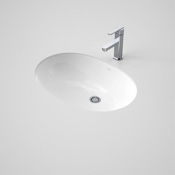 Caroma Caravelle Under Counter Vanity Basin by Caroma - The Blue Space