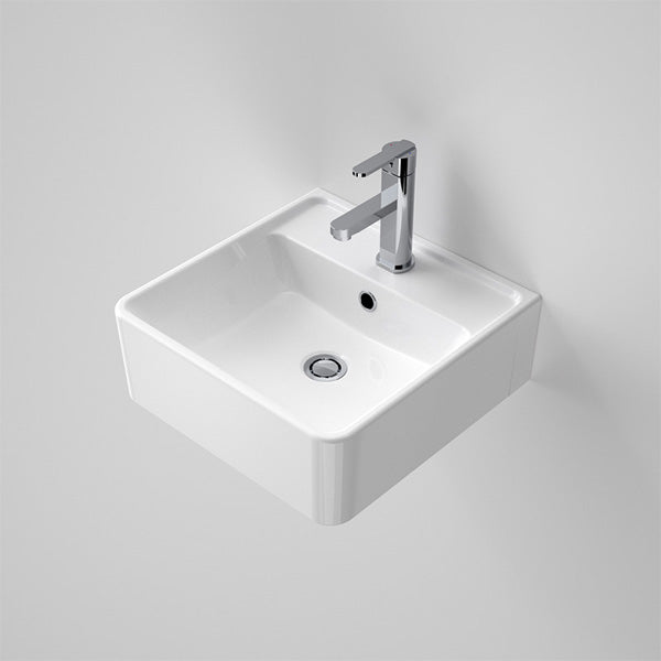 Caroma Carboni II Wall Basin by Caroma - The Blue Space
