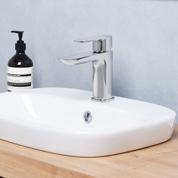 Caroma Contura Basin Mixer by Caroma - The Blue Space