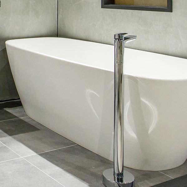 Caroma Contura Freestanding Bath Mixer online at the Blue Space