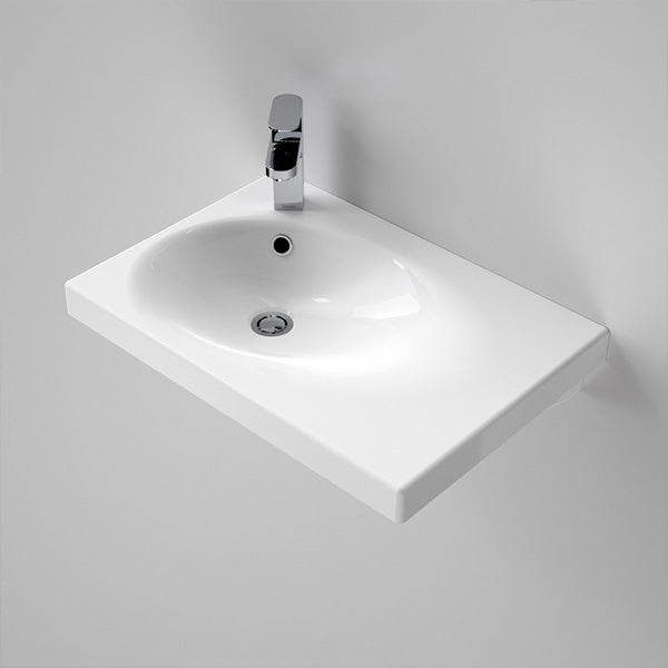 Caroma Contura Freeform Wall Basin by Caroma - The Blue Space