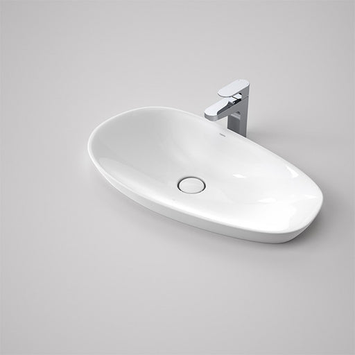 Caroma Contura Freeform Inset Basin by Caroma - The Blue Space