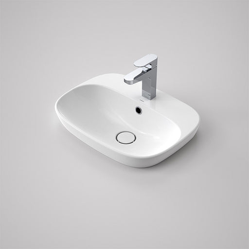 Caroma Contura 500 Inset Basin by Caroma - The Blue Space