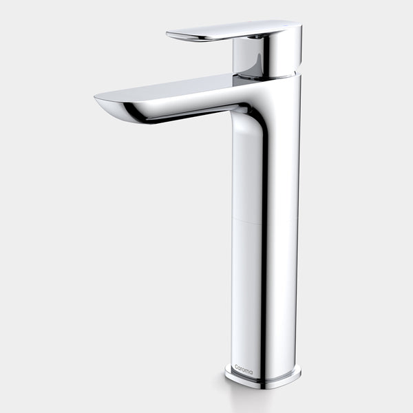 Caroma Contura Tower Basin Mixer by Caroma - The Blue Space