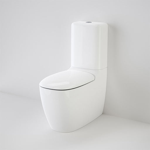 Caroma Contura Wall Faced Toilet Suite by Caroma - The Blue Space