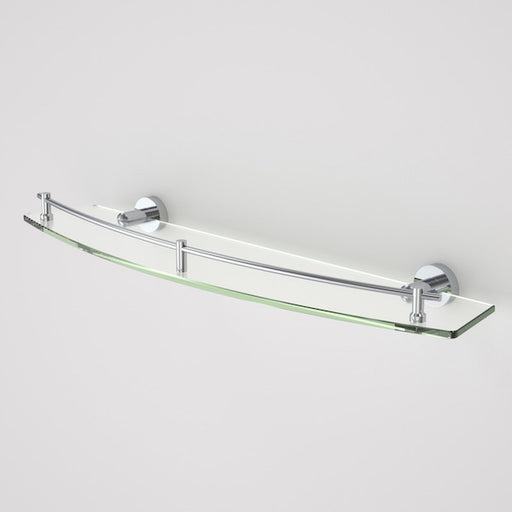 Caroma Cosmo Glass Shelf - Single by Caroma - The Blue Space