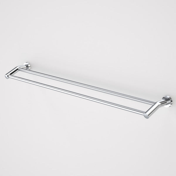 Caroma Cosmo Metal Double Towel Rail - The Blue Space