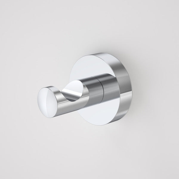 Caroma Cosmo Metal Robe Hook by Caroma - The Blue Space