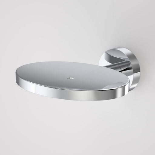 Caroma Cosmo Metal Soap Holder by Caroma - The Blue Space