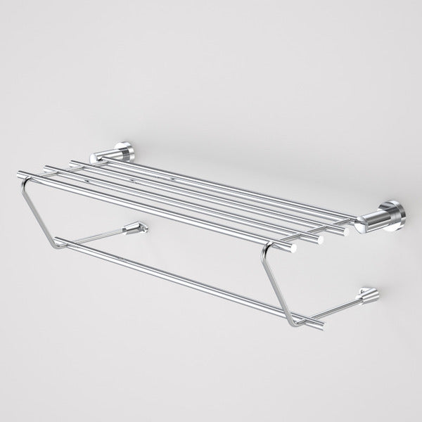 Caroma Cosmo Metal Towel Rack by Caroma - The Blue Space