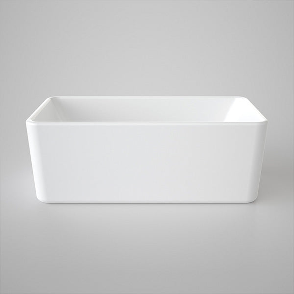 Caroma Cube 1600 Freestanding Bath by Caroma - The Blue Space