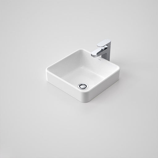 Caroma Cube 320 Inset Basin by Caroma - The Blue Space