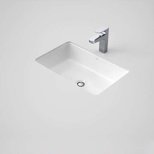Caroma Cube 500 Under Counter Vanity Basin by Caroma - The Blue Space