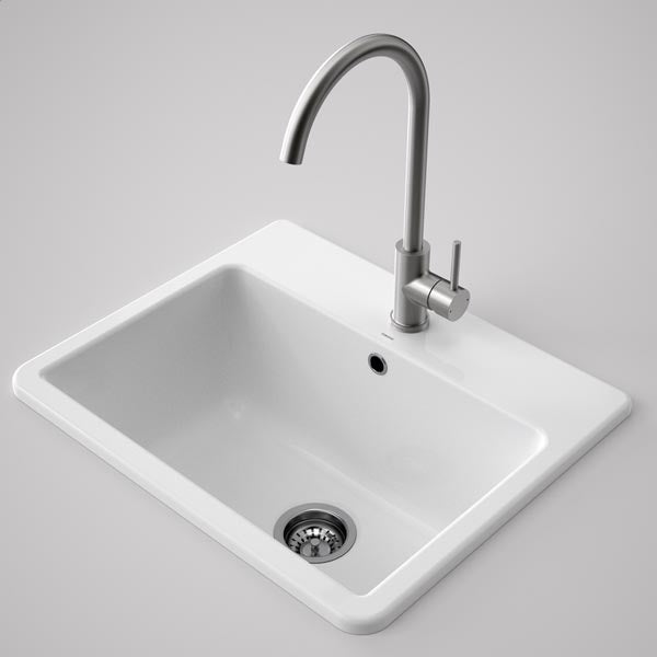 Caroma Cubus Laundry Vanity Basin Best Price Online The Blue Space