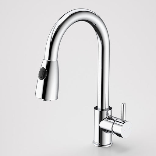 Caroma Husk Retractable Dual Spray Sink Mixer by Caroma - The Blue Space