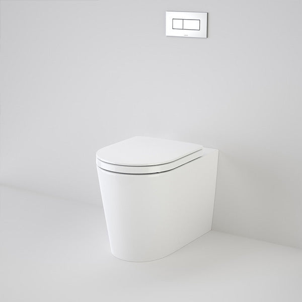 Caroma Liano Wall Faced Invisi Series II Toilet Suite by Caroma - The Blue Space