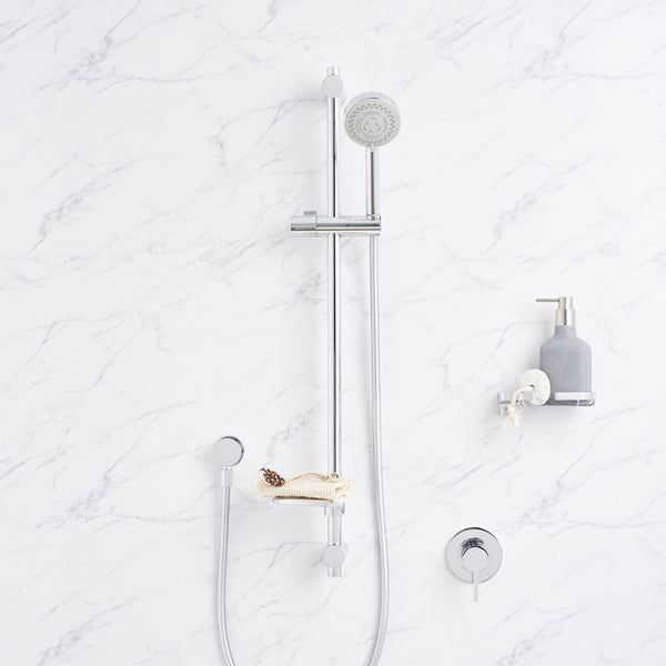Caroma Liano Nexus Multifunction Rail Shower by Caroma - The Blue Space