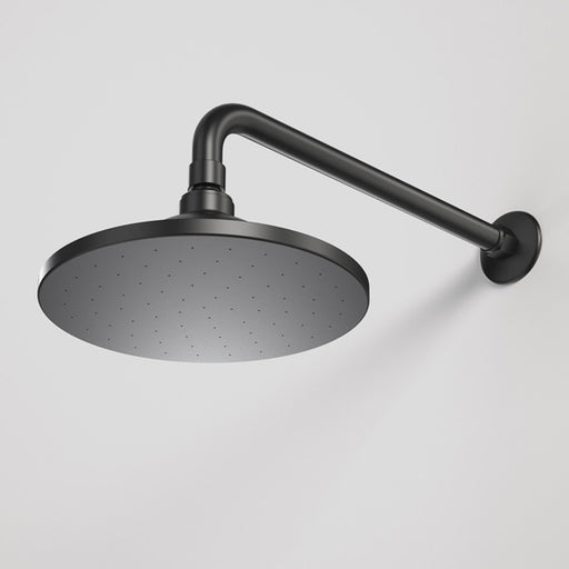 Caroma Liano Nexus Overhead Rain Shower Head & Right Angle Arm by Caroma - The Blue Space