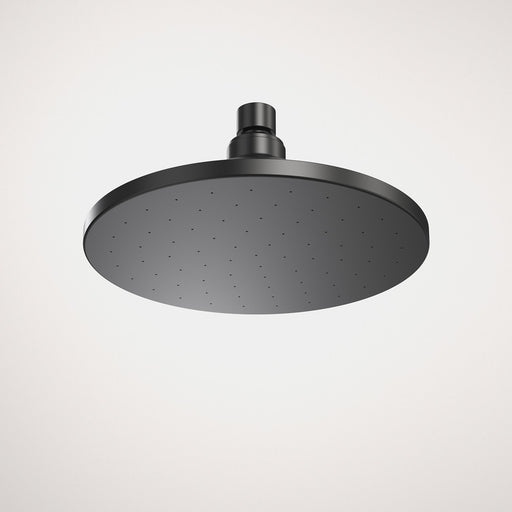 Caroma Liano Nexus Matte Black Overhead Rain Shower Head 3 Star by Caroma - The Blue Space