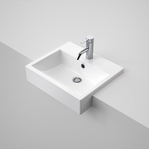 Caroma Liano Nexus Semi Recessed Basin by Caroma - The Blue Space