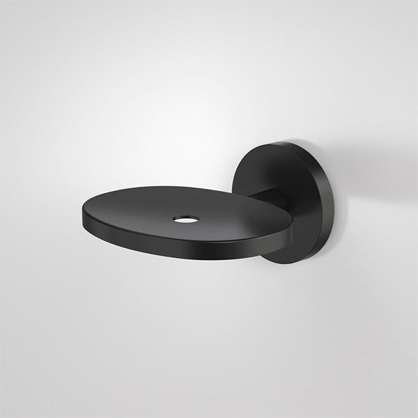 Caroma Liano Nexus Soap Dish-Matte Black by Caroma - The Blue Space