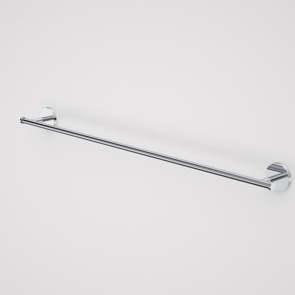 Caroma Liano Single Towel Rail-Chrome by Caroma - The Blue Space