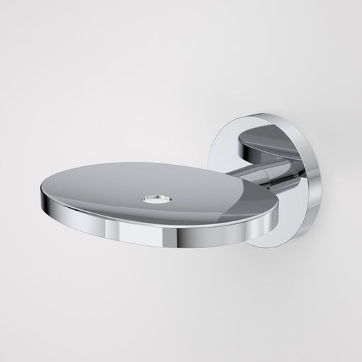Caroma Liano Soap Dish-Chrome by Caroma - The Blue Space