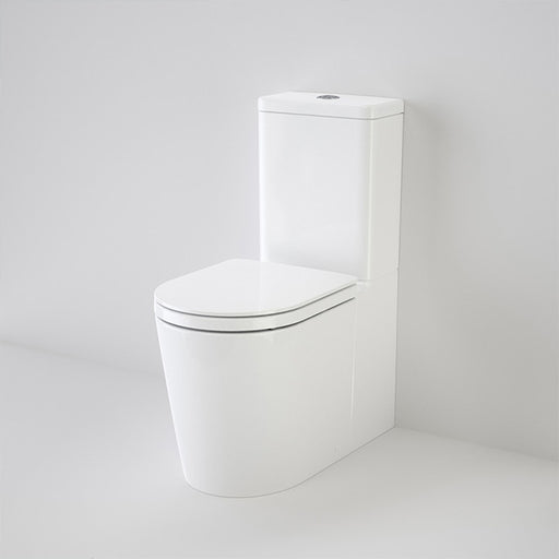 Caroma Liano Wall Faced Toilet Suite by Caroma - The Blue Space