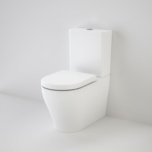 Caroma Luna Cleanflush Toilet Suite by Caroma - The Blue Space