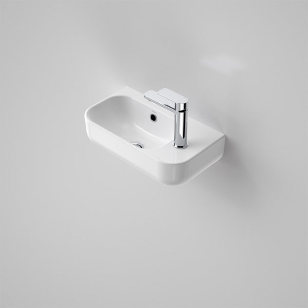 Buy Caroma Luna Hand Wall Basin Online At The Blue Space
