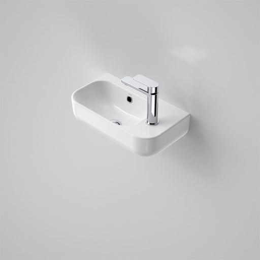 Caroma Luna Hand Wall Basin by Caroma - The Blue Space