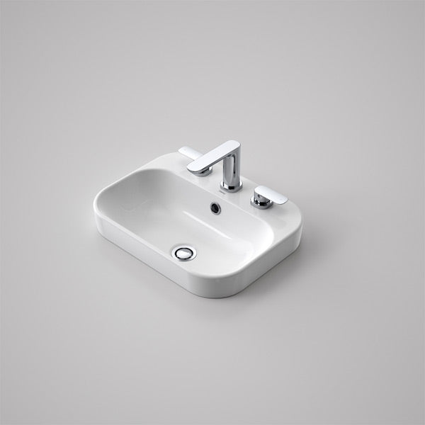 Caroma Luna Inset Basin by Caroma - The Blue Space