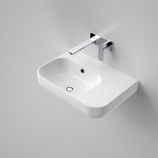 Caroma Luna Shelf Wall Basin by Caroma - The Blue Space