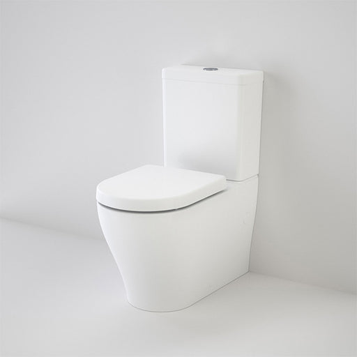 Caroma Luna Wall Faced Toilet Suite by Caroma - The Blue Space