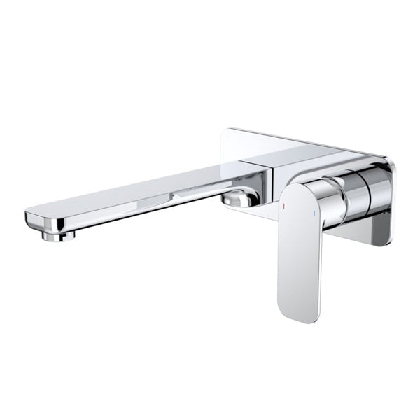 Caroma Luna Wall Basin/Bath Mixer by Caroma - The Blue Space