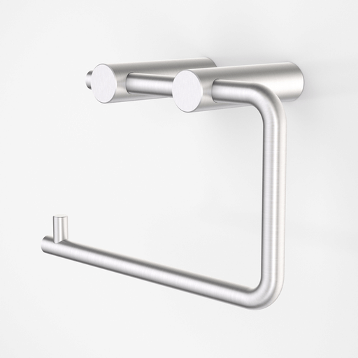 Dorf Maximus Toilet Roll Holder - chrome - the blue space