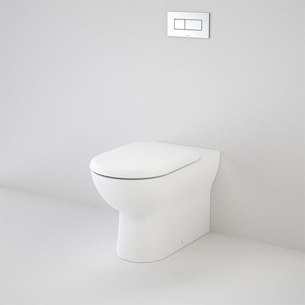 Caroma Metro Wall Faced Invisi Series II Toilet Suite by Caroma - The Blue Space