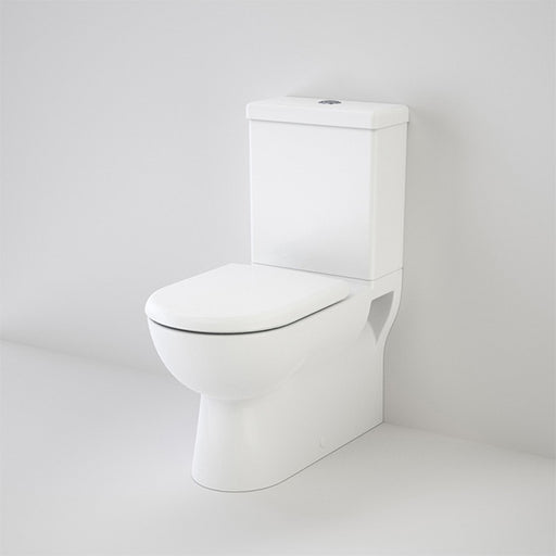 Caroma Metro Wall Faced Toilet Suite by Caroma - The Blue Space