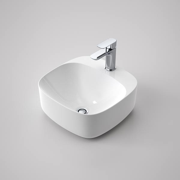 Caroma Moon 420 Above Counter Basin by Caroma - The Blue Space