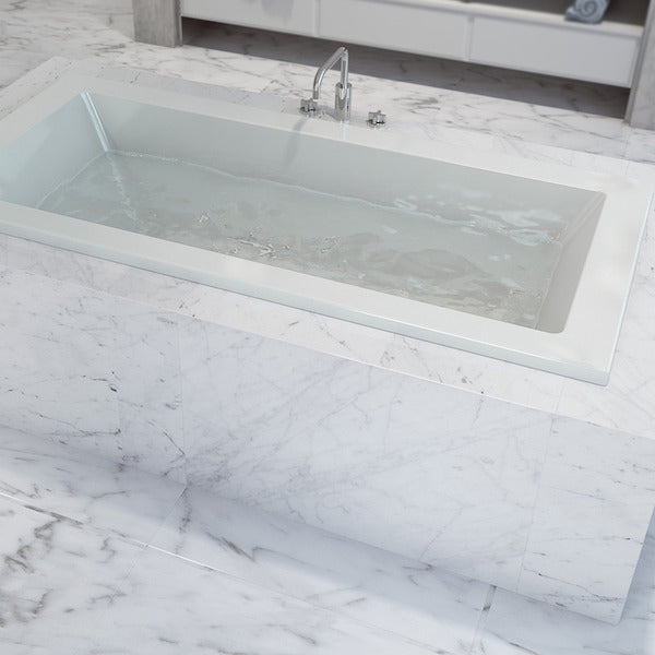 Caroma Newbury 1800 Island Plus Bath