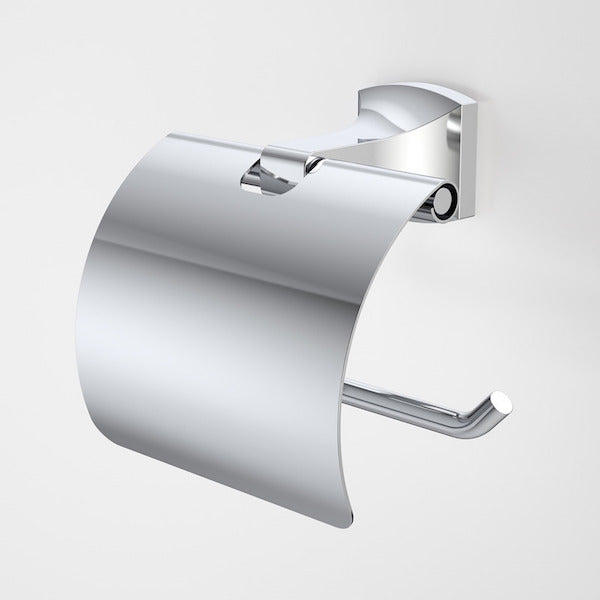 Caroma Pillar Toilet Roll Holder