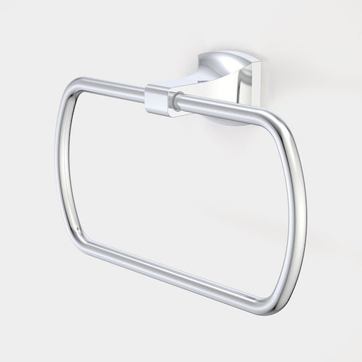 Caroma Pillar Towel Ring