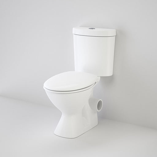 Caroma Profile 4 Skew Trap Toilet Suite