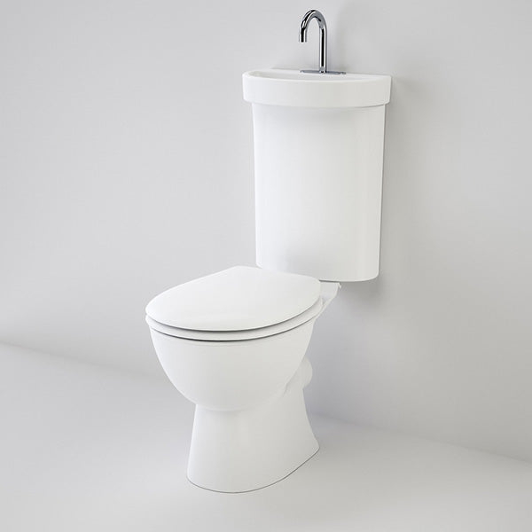 Caroma Profile 5 Toilet Suite Deluxe with Integrated Hand Basin