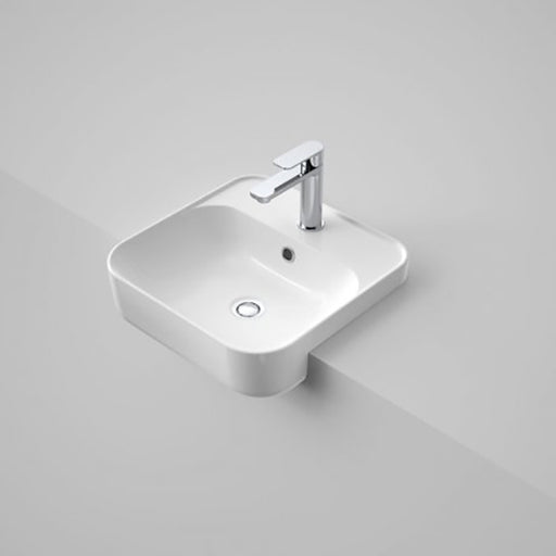 Caroma Sculptural Semi Recessed Basin 420mm - The Blue Space