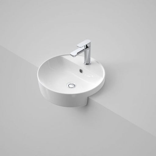 Caroma Sculptural Semi Recessed Basin 430mm - The Blue Space