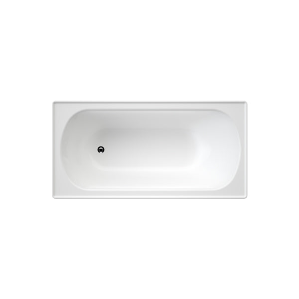 Caroma Shark Steel Bath
